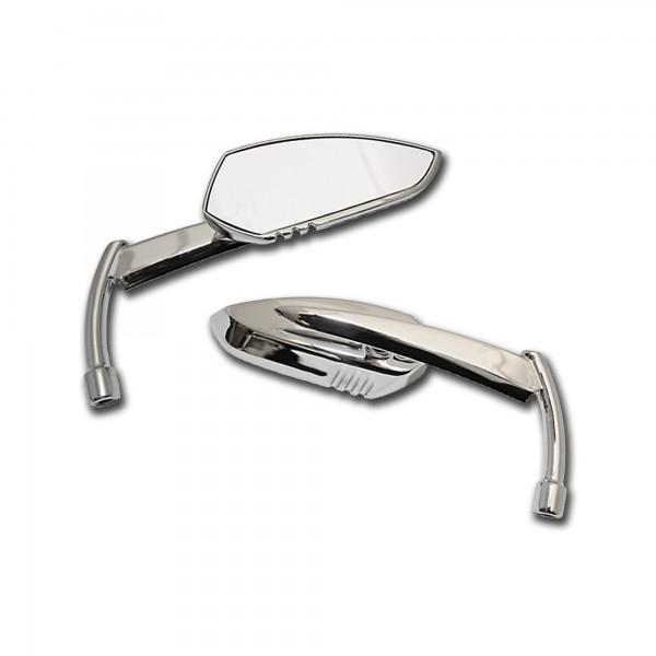 Shin Yo Custom Spiegel Knife verchromt 2er Set