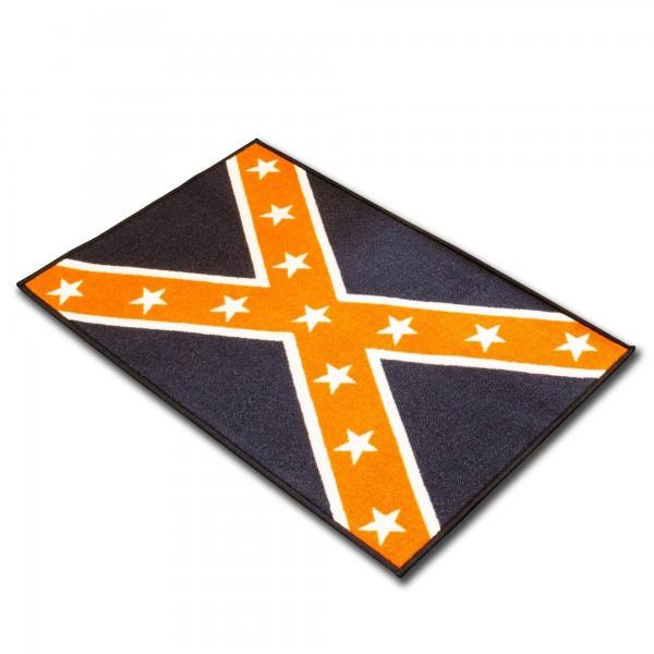 Floor Mat Confederate