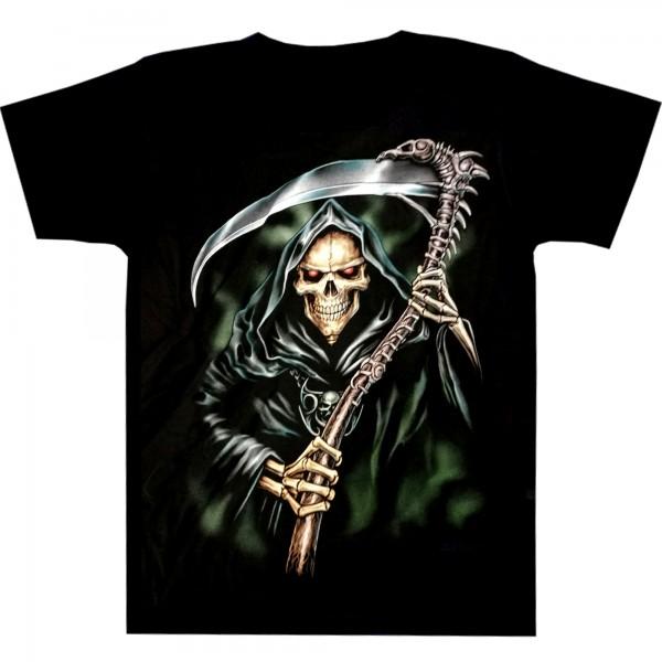 T-Shirt Erwachsene - der Sensenmann