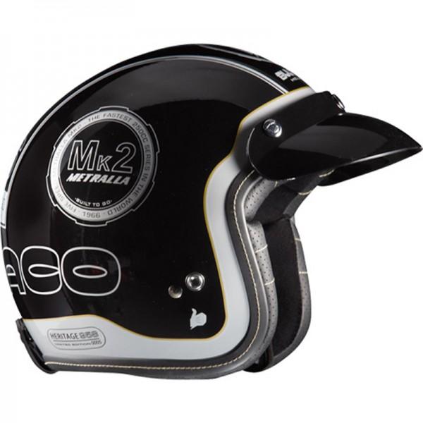 Bultaco Heritage Metralla Black *Aussteller*