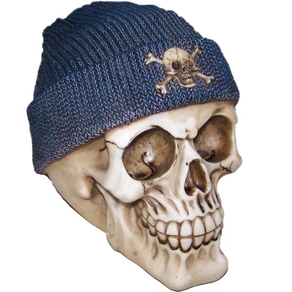 PiWear® Skull Wool Cap