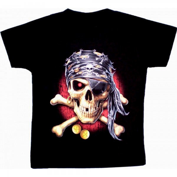 T-Shirt Adults - Pirate