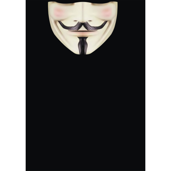 PiWear® Scarf Anonym