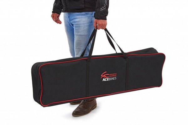 Acebikes Auffahrrampe Faltbar 340 kg 28 cm Transporttasche