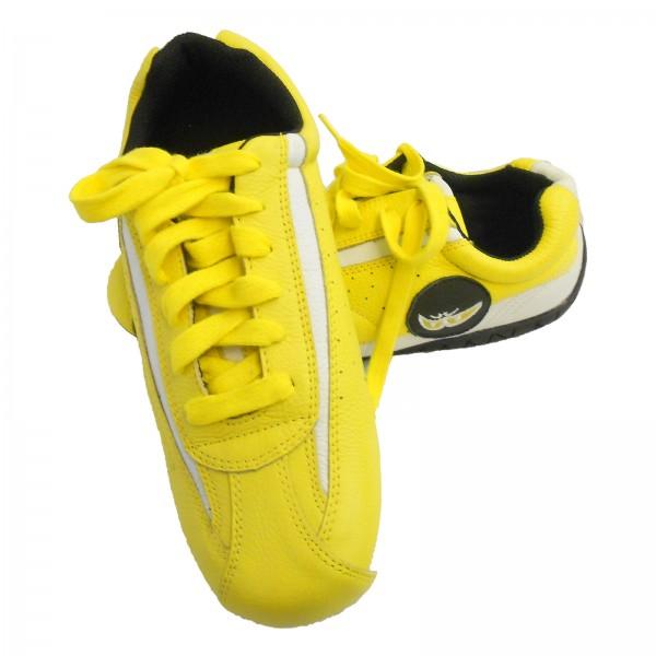 Berik Sneaker Paddoc Women Yellow 40