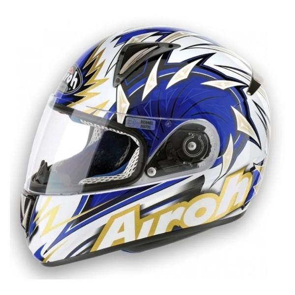 Airoh Leox Right Blue XL