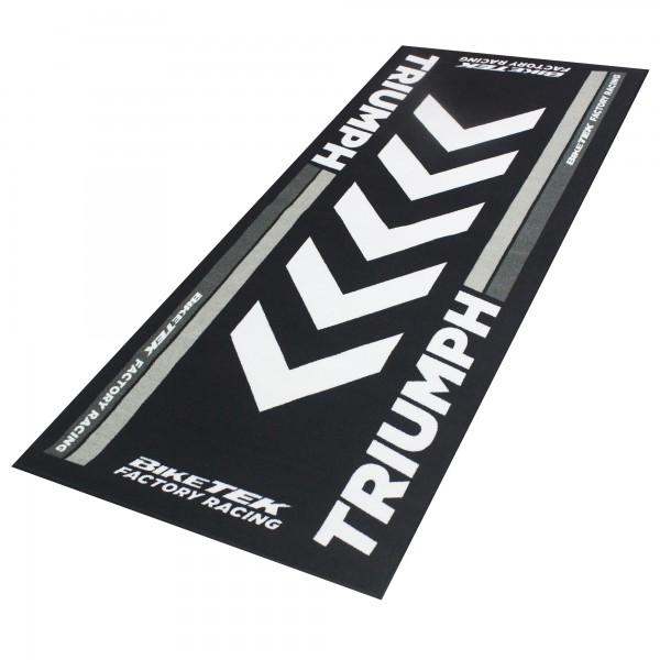 Motorbike Carpet Triumph S4