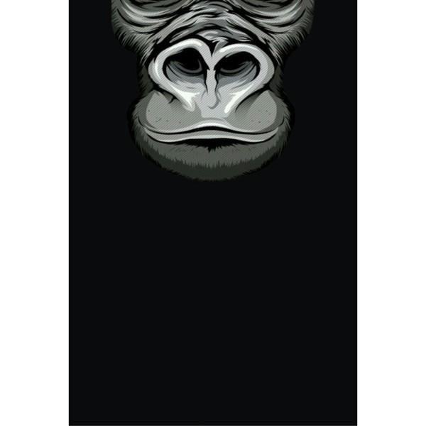 PiWear® Schlauchschal Monkey 3