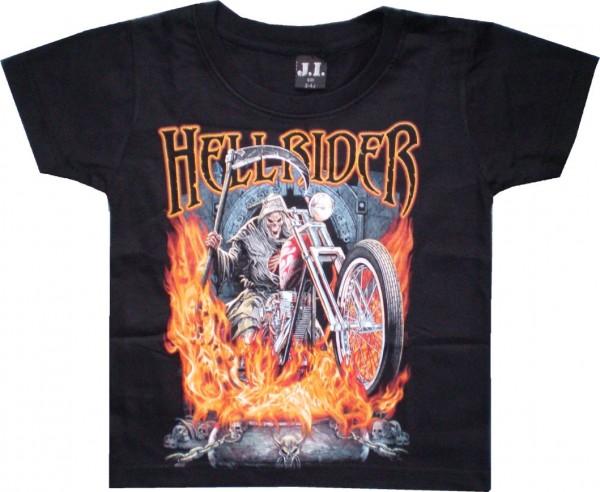 T-Shirt Kids - Hell Rider