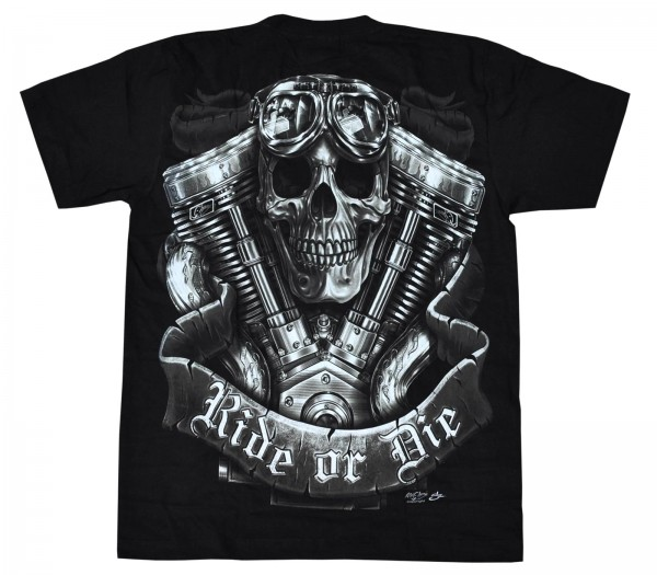 T-Shirt Adults - Ride or die