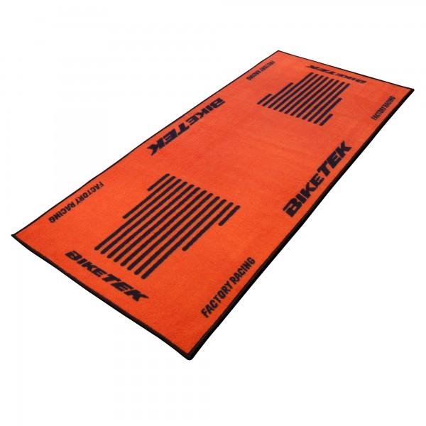 Motorbike Carpet OR/BL S3