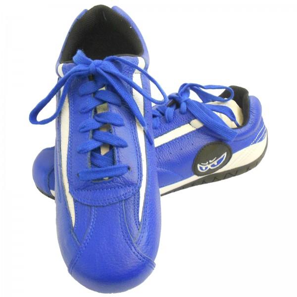Berik Sneaker Paddoc Damen Blau