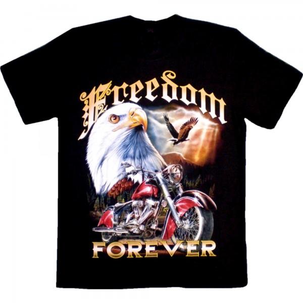 T-Shirt Erwachsene - Adler Freedom