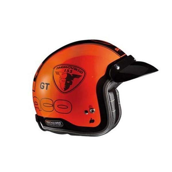 Bultaco Heritage Mercurio Orange *Aussteller*