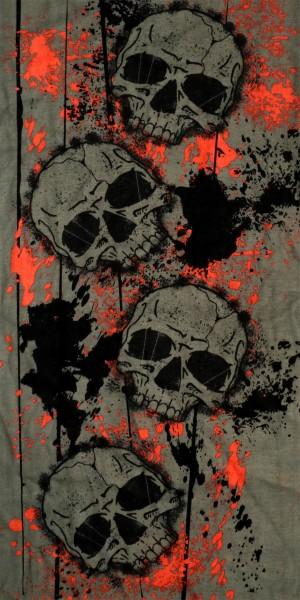 PiWear® Tube Bloody Skulls