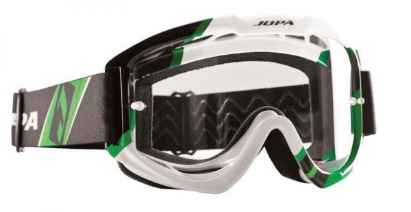 Jopa Crossbril Venom II Graphic Black-White-Green