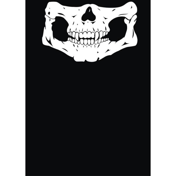 PiWear® Scarf Bones